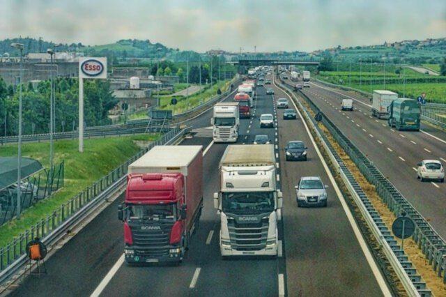Kierowca ciężarówki