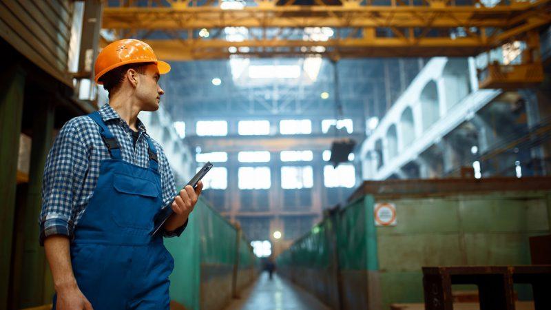 Utrzymanie ruchu i logistyka w przemyśle